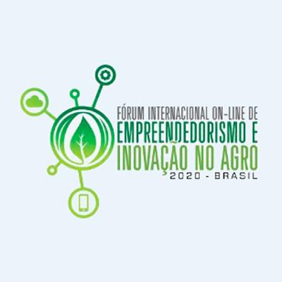 Anais Online do Fórum Internacional on-line de Empreendedorismo e Inovação no Agro - 2020