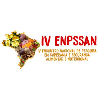 Anais do IV Encontro Nacional de Pesquisa em Soberania e Segurança Alimentar