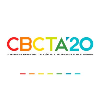 Anais do Congresso Brasileiro de Ciência e Tecnologia de Alimentos