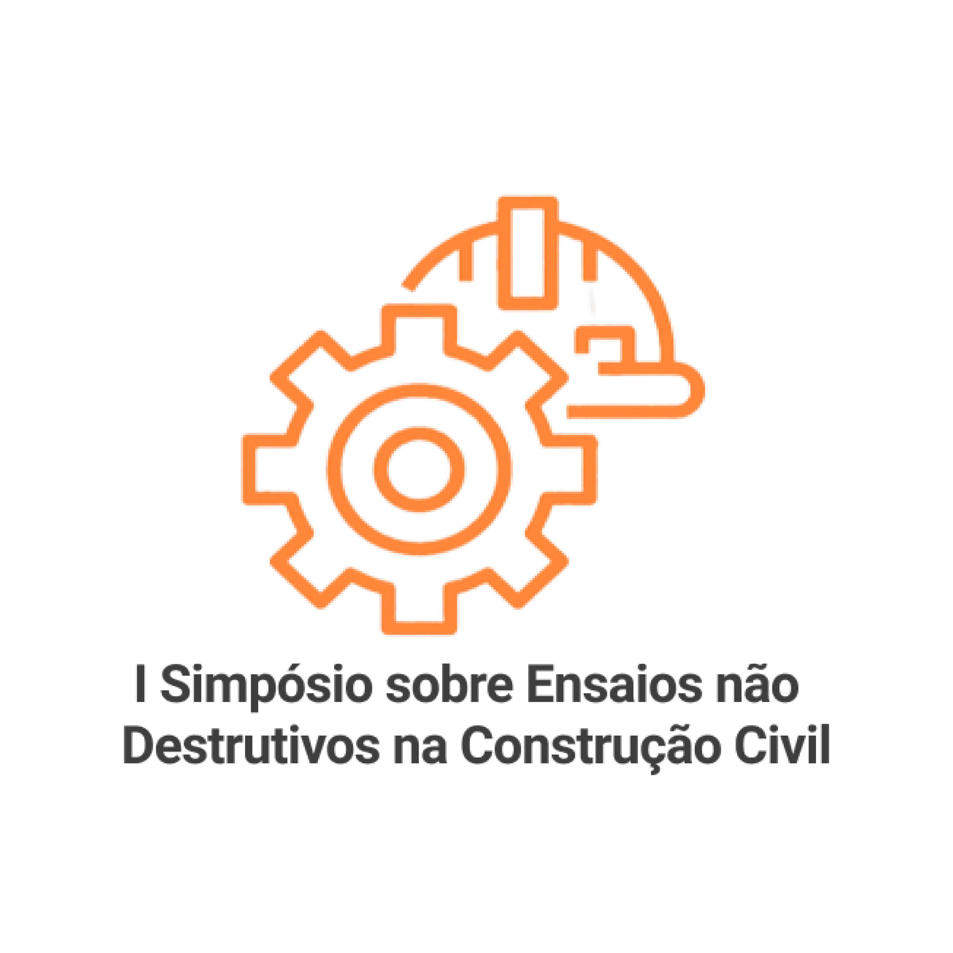 Anais do I Simpósio sobre Ensaios não Destrutivos na Construção Civil
