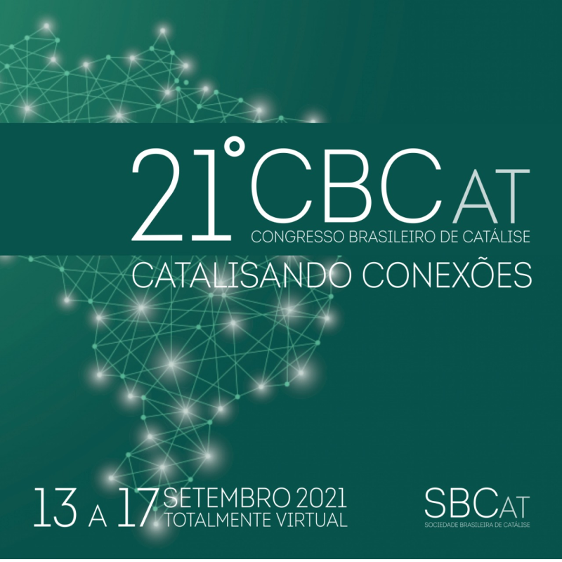 Anais do 21º Congresso Brasileiro de Catálise!